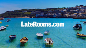£10 Gift Card with Upfront Bookings Over £150 at Laterooms.com
