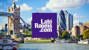 30% Off  Selected London Hotels on LateRooms.com