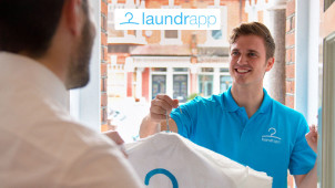 £10 Off First Orders Over £30 at Laundrapp
