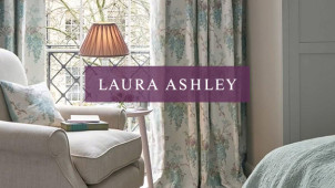Extra 10% Off Orders in the Up to 50% Off Home Sale at Laura Ashley