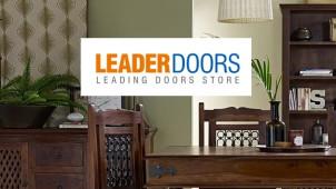 15% Off Accessories Orders at Leader Doors