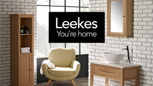 Find 50% Off in the Up to Half Price Sale at Leekes