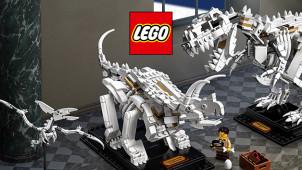 Jusqu'à -50% sur la page Promotions chez Lego