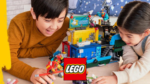Lot été 12 en 1 OFFERT dès 85€ chez LEGO