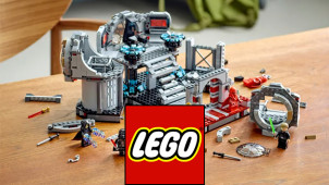 Free Delivery on Orders Over €55 at LEGO Company