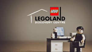 Up to 25% Off Online Advance Tickets at LEGOLAND Discovery Centre