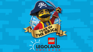 Up to 30% Off Online Advance Bookings at LEGOLAND Windsor