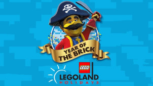 Admission Ticket with Meal Deal from £38 at LEGOLAND Windsor