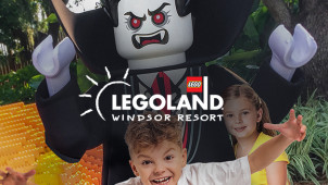 £18 Off Online Saver Tickets at LEGOLAND Windsor - Fun for All the Family!