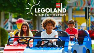 £30 Off Standard & Premium Annual Passes in the Sale at LEGOLAND Windsor