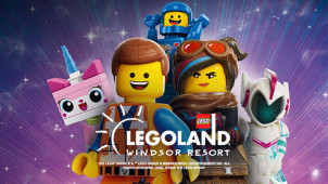 £5 Gift Card with Bookings Over £120 at LEGOLAND