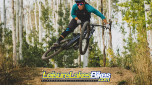 £5 Gift Card with Orders Over £110 at Leisure Lakes Bikes