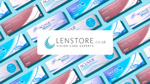 11% Off First Orders at Lenstore