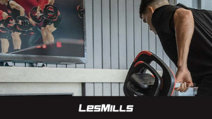 6 Months Free When You Buy the Equipment + Workouts Bundle at Les Mills
