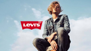 10% Off First Orders Plus Free Delivery with Newsletter Sign-ups at Levi's