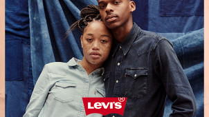 £15 Gift Card with Orders Over £80 at Levi's