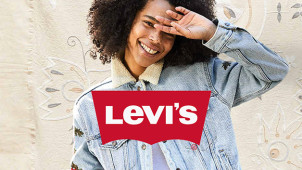 20% Off Orders Over £175 at Levi's