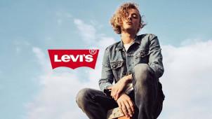 -50% sur une sélection d'articles chez Levi's