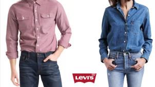 Cupom 5% de desconto no site Levi's
