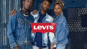 10% Off Plus Free Delivery with Newsletter Sign-ups at Levi's