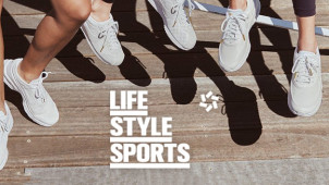 10% Off Orders Over €100 at Life Style Sports