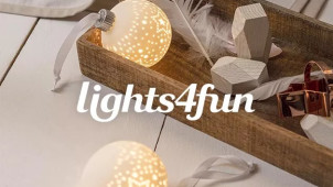 £10 Off Orders Over £60 at Lights4Fun