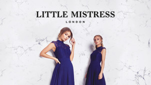 30% Off Wedding Orders at Little Mistress