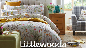 Discover 50% Off in the Home & Garden Sale at Littlewoods - Summer Savings