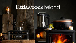 Enjoy 50% Off Selected Home in the Sale at Littlewoods Ireland