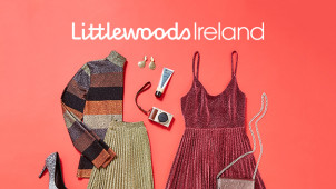 Black Friday Deals - Save 40% Off Selected Fashion, Tech + Home Appliances at Littlewoods Ireland