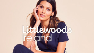 40% Off Fashion Brands in the Summer Big Saving Sale at Littlewoods Ireland