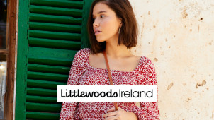 40% Off First Credit Orders Over €50 on Fashion & Footwear at Littlewoods Ireland