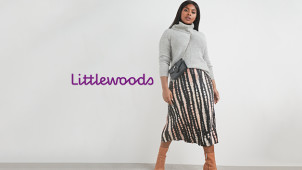 Up to 70% Off Fashion and Footwear in the January Sale at Littlewoods