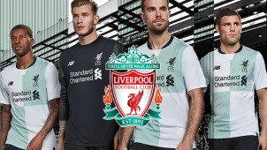 Clearance from £2 at Liverpool Football Club