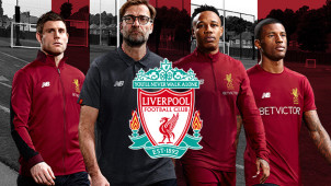 Free £10 LFC Voucher with Away Kit Orders Over £50 at Liverpool Football Club