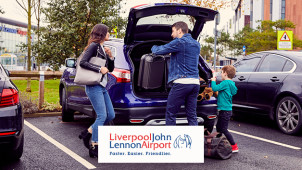 Up to 70% Off Airport Parking with Advanced Online Bookings at Liverpool John Lennon Airport