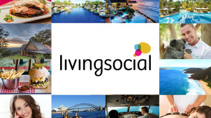 Up to 70% off RRP Off All Deals Sitewide at Living Social