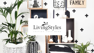 $15 Off Orders Over $150 with Newsletter Sign-ups at LivingStyles