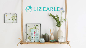 Free Delivery with Orders Over £50 at Liz Earle