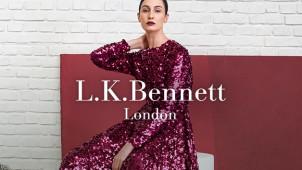 Mid Season Sale 60% Off Orders at L.K Bennett