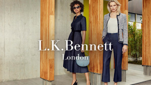 30% Off Selected Styles at LK Bennett