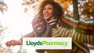 10% Off Orders Over £50 at LloydsPharmacy