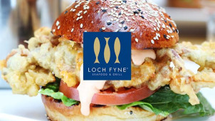 20% Off A La Carte at Loch Fyne Seafood and Grill