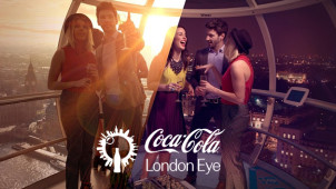 Any 2 attractions for £40 at London Eye