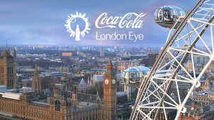 Enjoy 50% Off Online Advanced Bookings in the Black Friday Event at London Eye
