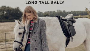 Up to 70% Off in the Seasonal Sale at Long Tall Sally