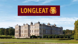 15% Off 2 Days in Advance Bookings Online at Longleat