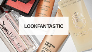20% Off Orders Over €75 at LOOKFANTASTIC