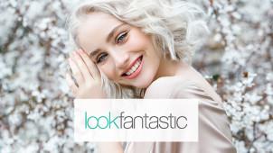 16% Rabatt auf Beauty Bestseller bei lookfantastic