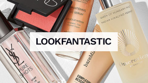 20% Off Full Price Orders Over £60 at LOOKFANTASTIC